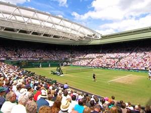 Inside Wimbledon